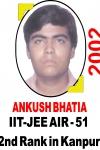 ANKUSH BHATIA